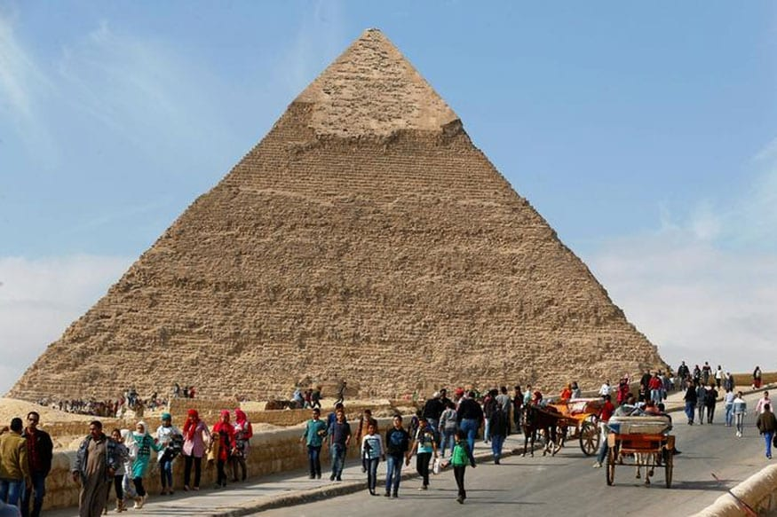 Egypt Reopens Airports, Museums and Giza Pyramids for First Time ...