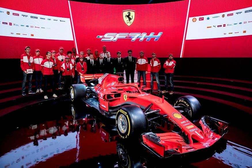 2018 F1