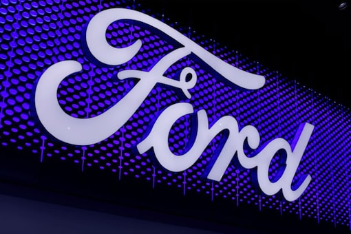 Ford Logo. (Photo: Reuters)