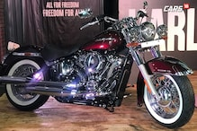 Harley-Davidson Fat Boy 115 Anniversary Edition, Low Rider and Deluxe Launched in India