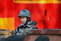 February Was the Bloodiest Month for Security Forces in Kashmir Since September 2002