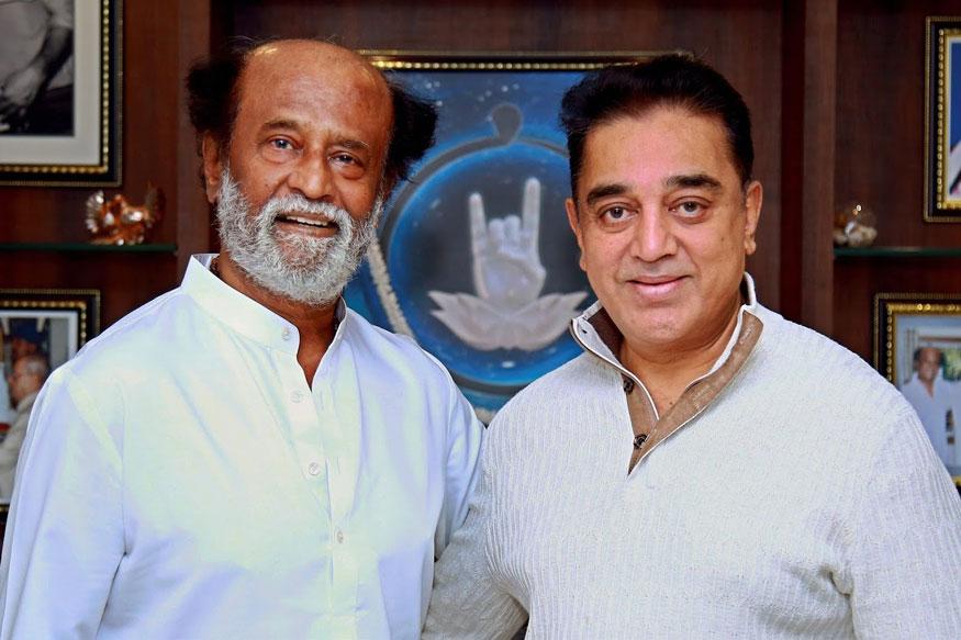 Rajinikanth Warns Leaders Using His Photos in TN Rural Civic Polls; Kamal Haasan Chooses to Stay