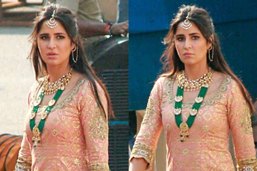 Bharat Did Katrina Kaif Just Share Her First Look From Salman Khan