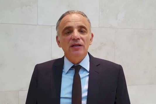 Luiz Loures, a Brazilian national, will end his term as deputy executive director at the end of March 2018. (Facebook video grab)