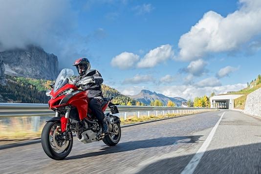Ducati Multistrada 1200S. (Image: Ducati)