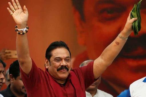 File image of Mahinda Rajapaksa. (Image: Reuters)