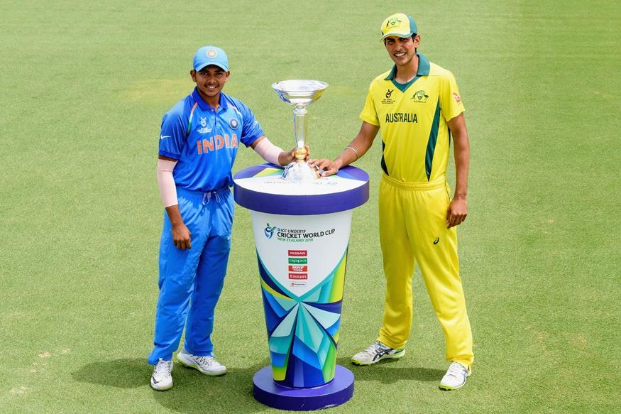 ICC U19 WC: India Eye Fourth Title Against High-flying Australia