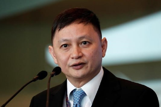 Singapore Airlines CEO Goh Choon Phong. (Image: REUTERS/Edgar Su/Files)