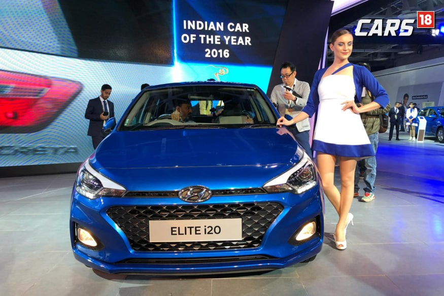 Hyundai Elite i20, Hyundai Elite i20 2018,Hyundai Elite i20 video, Auto Expo 2018 video, Hyundai Elite i20 2018 video, auto expo 2018
