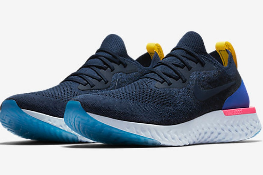 ee14f8c272c56 Nike Epic React Flyknit Launched in India - News18
