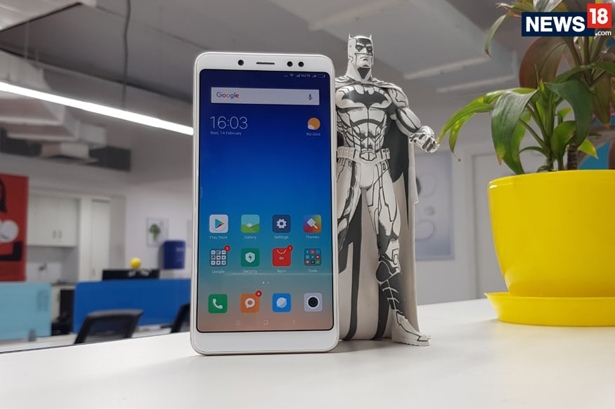 Xiaomi Redmi Note 5 in China Gets a 6GB RAM And 128GB