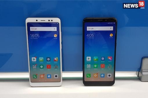 Xiaomi Redmi Note 5, Redmi Note 5 Pro to go on Sale Today at 12PM (Image: Sarthak Dogra/ News18.com)