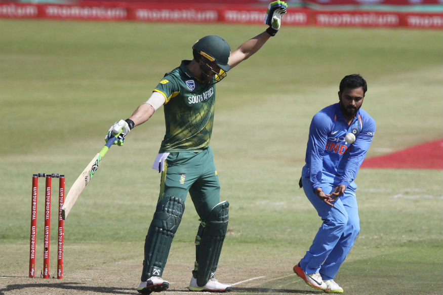 In Pics, India vs South Africa, 1st ODI at Durban
