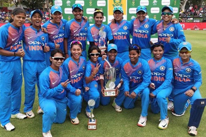 Mithali Raj Bowlers Star As India Beat South Africa Win