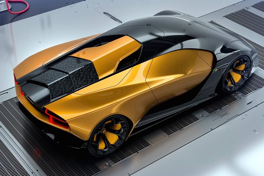 Lamborghini Belador Concept Supercar Rendered News18