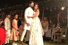 LFW 2018: Mira Rajput-Shahid Kapoor In Anita Dongre's Ensembles Make a Picture Perfect Frame On Day 1