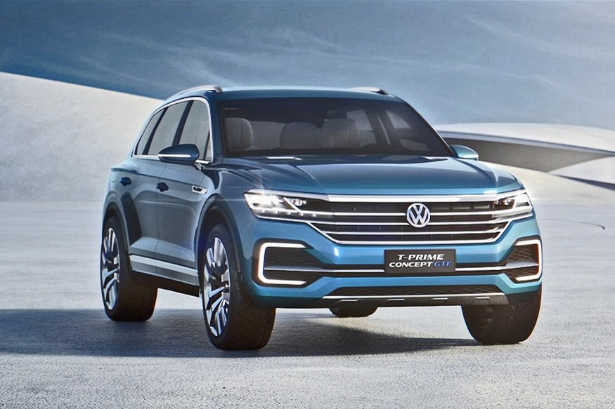 Volkswagen T-Prime Concept. (Image: AFP Relaxnews)