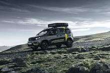 Peugeot Gives Rifter Family Van a 4x4 Concept with AWD Ahead of Geneva Motor Show [Video]