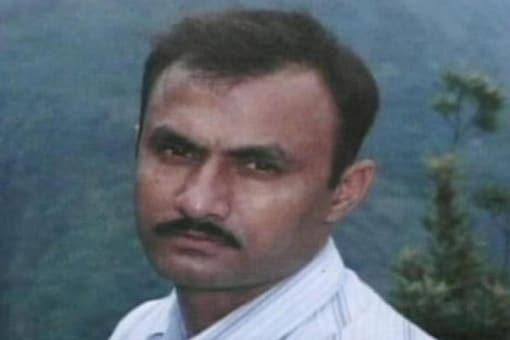 File Photo of Sohrabuddin Sheikh