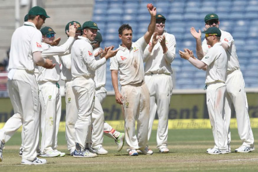25th February 2017: Australia End India's Undefeated Streak in Home Tests