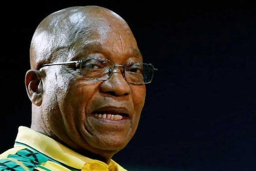 File photo of former President of South Africa Jacob Zuma (Image: Reuters)