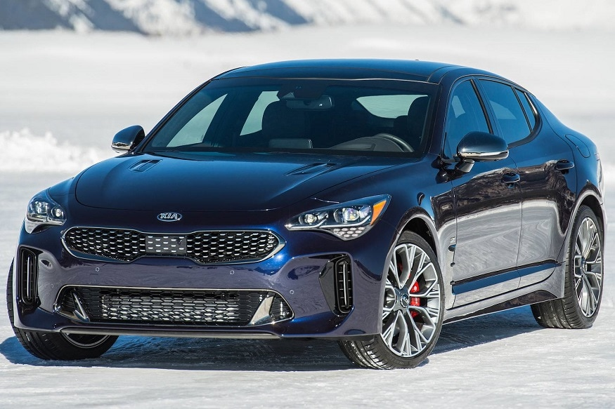 2019 Kia Stinger Gt To Have 500 Unit Limited Production Run Atlantic