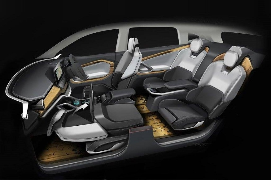 Tata H5X SUV Detailed Gallery – Exterior, Cabin Unseen ...