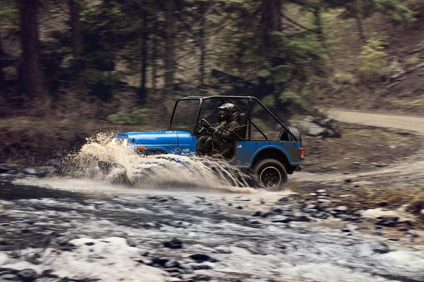 Mahindra Roxor SUV