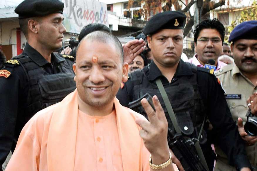No Doubt That Ram Mandir Will be Built in Ayodhya, CM Yogi Tells