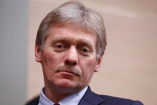 File photo of Kremlin spokesman Dmitry Peskov. (Image: Reuters)