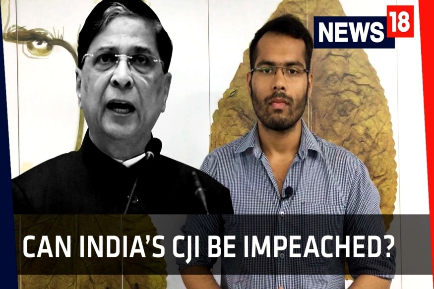 CJI Impeachment: Can the Chief Justice of India Be Impeached?