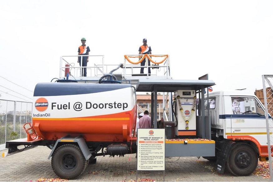 Indian Oil, Indian Oil home delivery