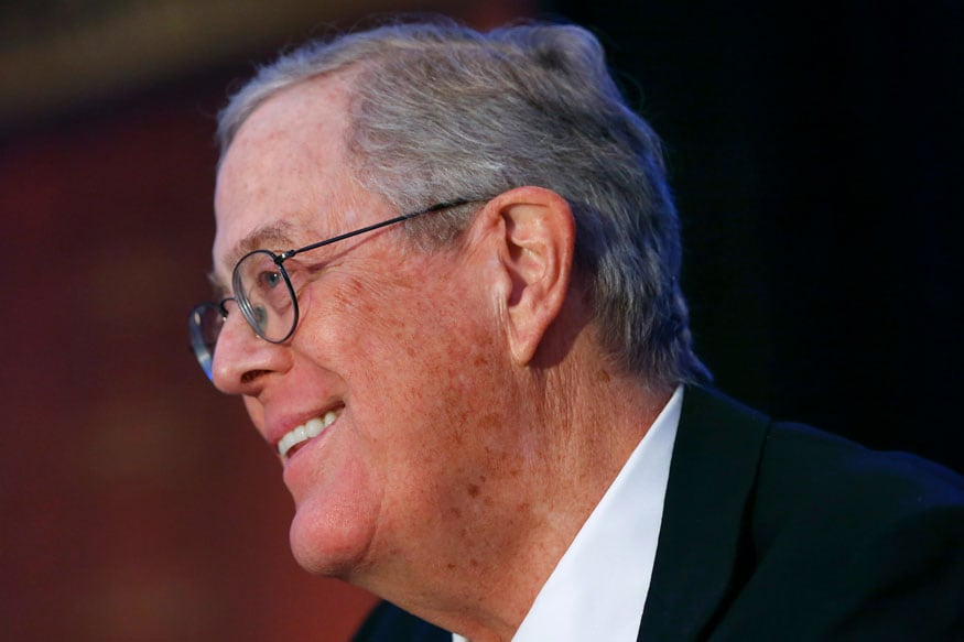 Billionaire Industrialist David Koch, Known for Donations to Conservative Causes, Dies at 79