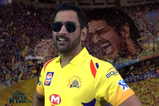 Chennai Super Kings captain MS Dhoni mouthing dialogues from superstar Rajinikanth's Kaala. (YouTube)