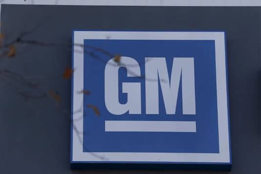 GM Logo. (Photo: Reuters)
