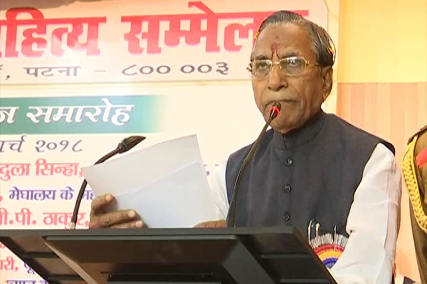 People Admire When I Speak in Hindi: Maghalaya Governor Defends Addressing Assmbly in Hindi