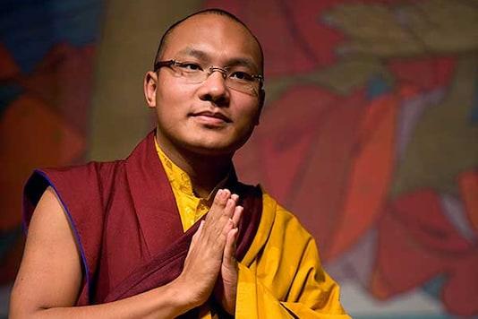 File photo of 17th Karmapa Ogyen Trinley Dorje. (http://karmapafoundation.eu)