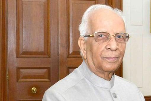File Photo of West Bengal Governor Keshari Nath Tripathi. (Image: Twitter/@rashtrapatibhvn)
