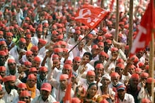Day in Photos - Mar 12: Kisan Long March; Karti Chidambaram Case; Theni Forest Fire