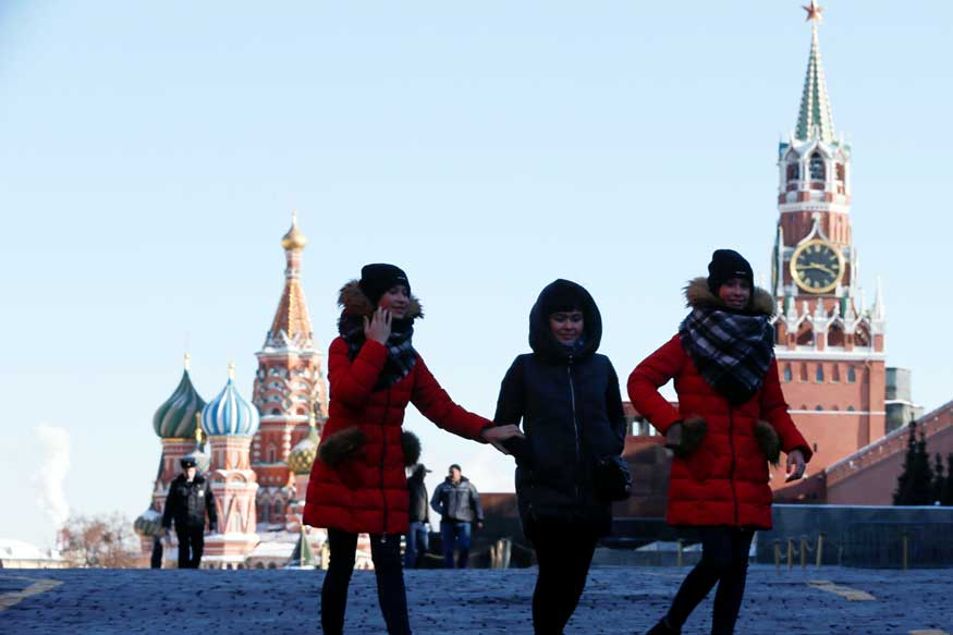 Russia's 'Generation Putin' Votes for First Time