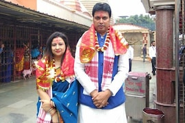 BJP Tripura Chief Biplab Deb's Wife Wants Him To Have Good Public Life
