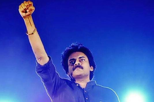 File photo of Pawan Kalyan. (PTI)