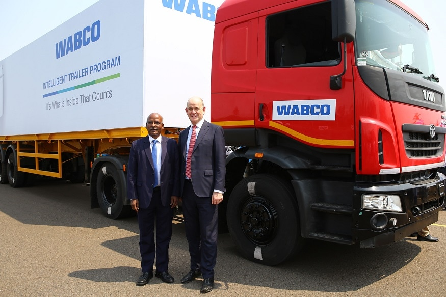 WABCO Launches Intelligent Trailer Program in India; Enhances Trailer Safety and Efficiency