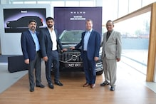 Volvo Cars India Inaugurates New Dealership in Raipur