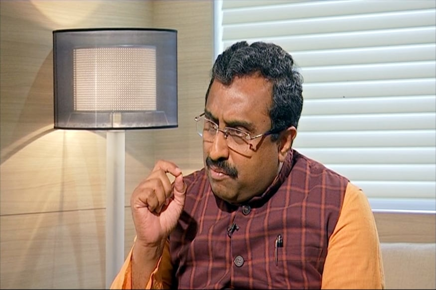 'They are Knowledge-proof': Ram Madhav Says Opposition Has not Understood CAA