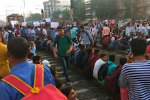 Mumbai Rail Roko: Agitation Ends, Hundreds of Protesters Booked