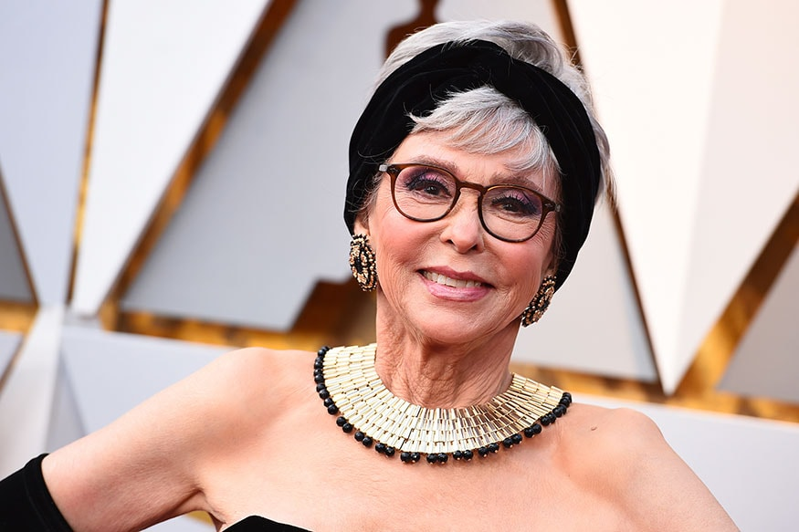 Rita Moreno wore the same dress she wore to the 1962 Oscars