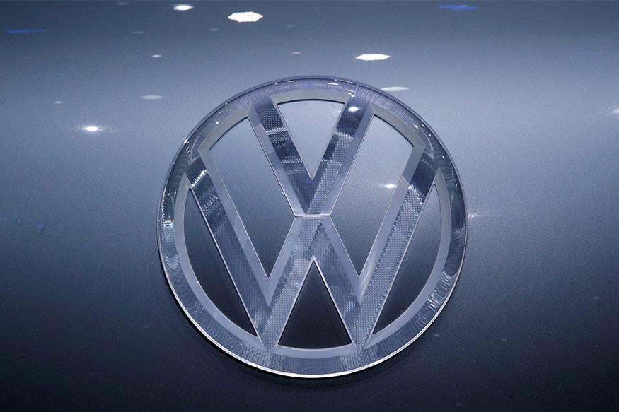 volkswagen to unveil new logo at 2019 frankfurt motor show