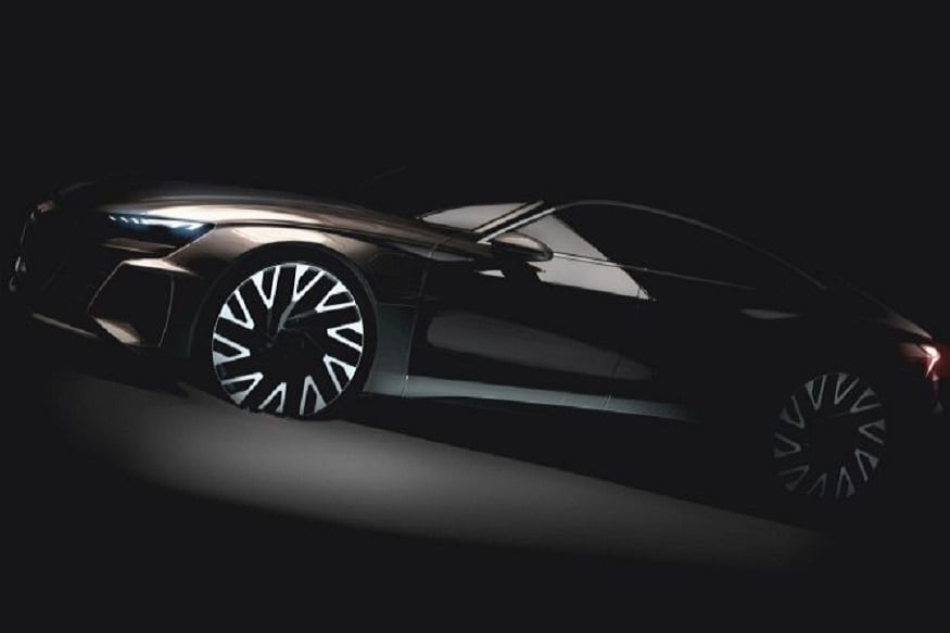 Audi to Launch Fully-Electric 4-Door E-Tron GT Model in 2020
