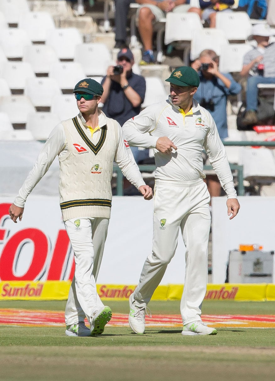 PICS: Ball-Tampering Scandal That Has Outraged Australia
